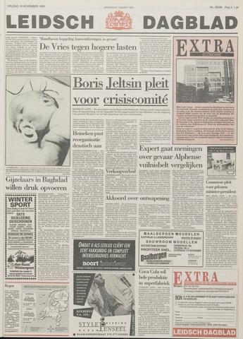 Leidsch Dagblad 1990-11-16