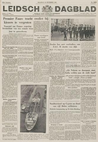 Leidsch Dagblad 1955-11-28