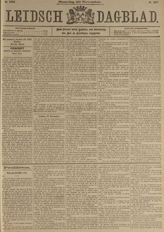 Leidsch Dagblad 1897-11-29