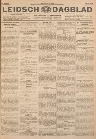 Leidsch Dagblad 1926-06-04