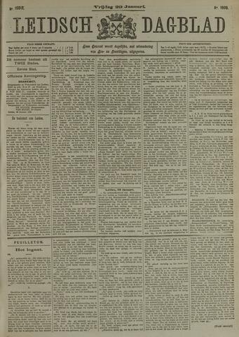 Leidsch Dagblad 1909-01-29