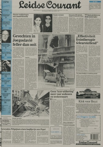 Leidse Courant 1992-05-30