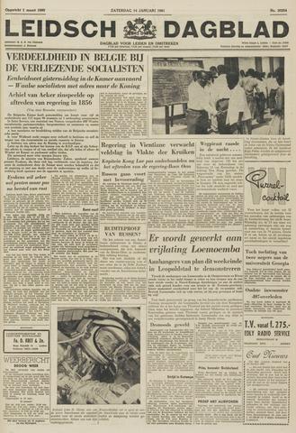 Leidsch Dagblad 1961-01-14