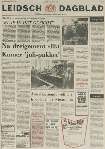 Leidsch Dagblad 1979-06-23
