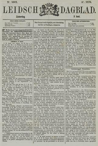 Leidsch Dagblad 1876-06-03