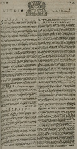 Leydse Courant 1734-05-21