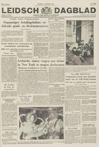 Leidsch Dagblad 1956-10-05