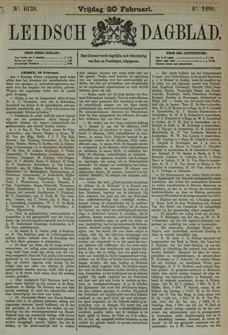 Leidsch Dagblad 1880-02-20