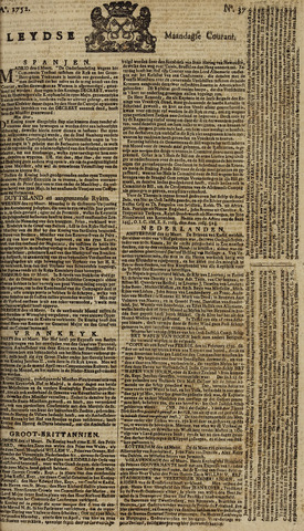 Leydse Courant 1752-03-27
