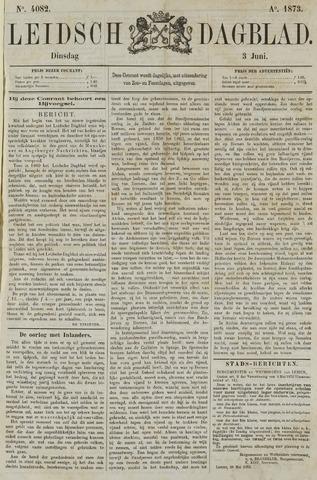 Leidsch Dagblad 1873-06-03