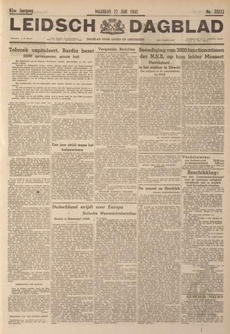 Leidsch Dagblad 1942-06-22