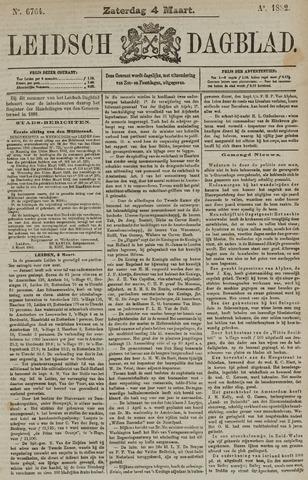 Leidsch Dagblad 1882-03-04