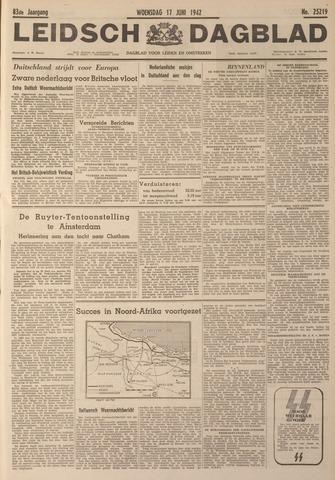 Leidsch Dagblad 1942-06-17