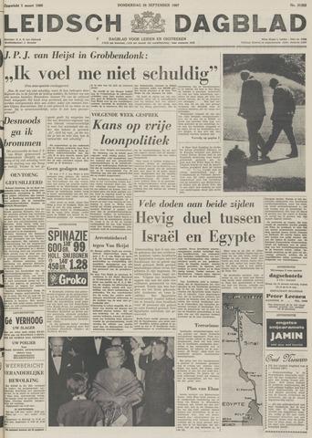 Leidsch Dagblad 1967-09-28