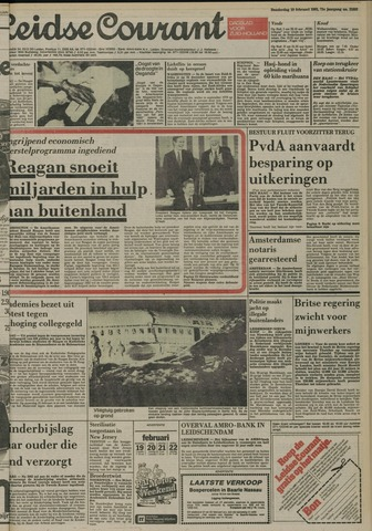Leidse Courant 1981-02-19