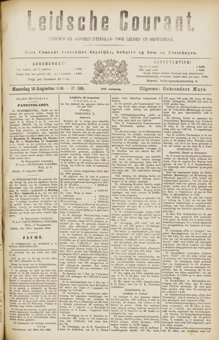 Leydse Courant 1889-08-12