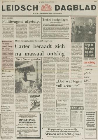 Leidsch Dagblad 1979-07-18