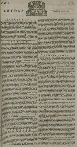 Leydse Courant 1734-07-09