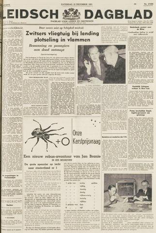 Leidsch Dagblad 1951-12-15