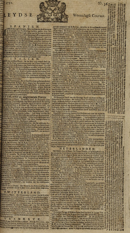 Leydse Courant 1751-03-24