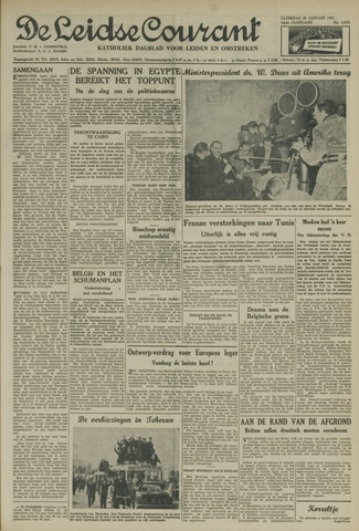 Leidse Courant 1952-01-26