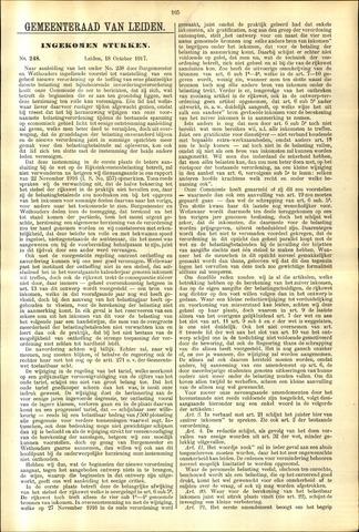 Handelingen van de Raad 1917-10-18
