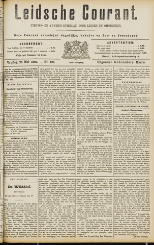 Leydse Courant 1890-05-24