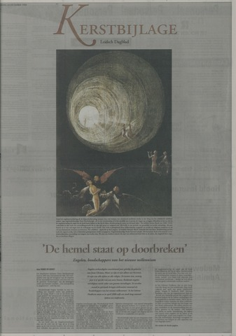 Leidsch Dagblad 1999-12-24