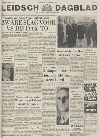 Leidsch Dagblad 1967-11-16