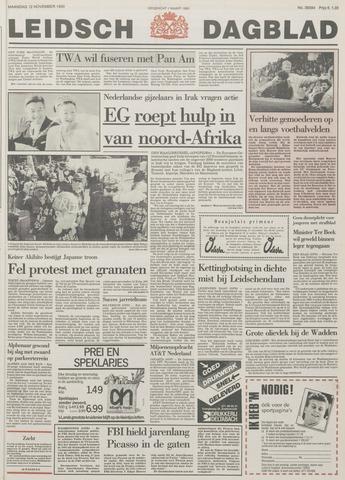 Leidsch Dagblad 1990-11-12