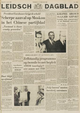 Leidsch Dagblad 1963-02-27
