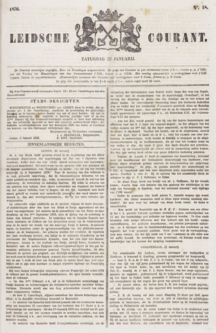 Leydse Courant 1876-01-22
