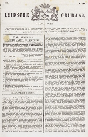 Leydse Courant 1876-05-20