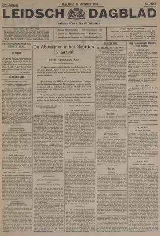 Leidsch Dagblad 1935-12-30