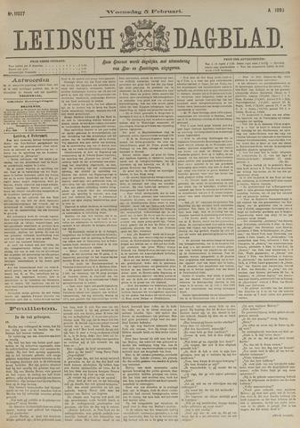 Leidsch Dagblad 1896-02-05