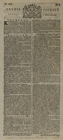 Leydse Courant 1807-01-16