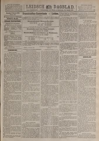 Leidsch Dagblad 1920-02-02