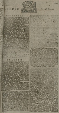 Leydse Courant 1728-10-11