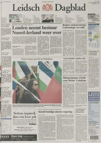 Leidsch Dagblad 2000-02-04