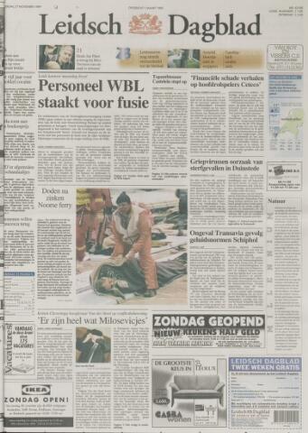 Leidsch Dagblad 1999-11-27