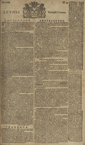Leydse Courant 1765-04-19