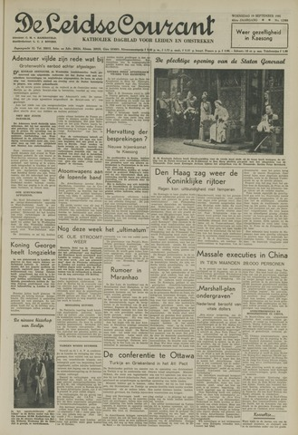 Leidse Courant 1951-09-19