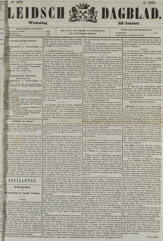 Leidsch Dagblad 1873-01-22