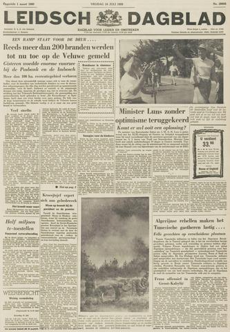 Leidsch Dagblad 1959-07-24