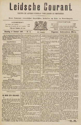Leydse Courant 1887-01-11