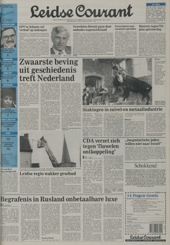 Leidse Courant 1992-04-13
