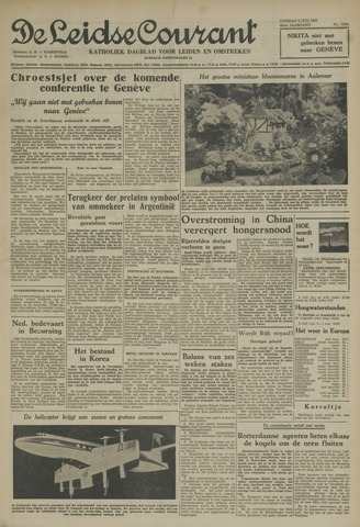 Leidse Courant 1955-07-05