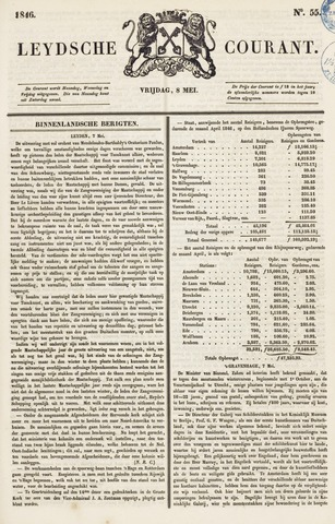 Leydse Courant 1846-05-08