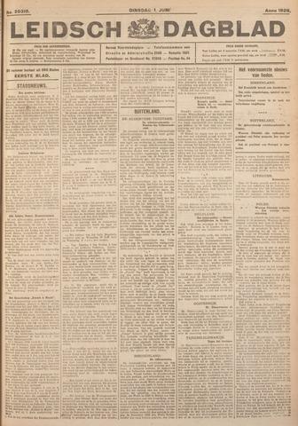 Leidsch Dagblad 1926-06-01