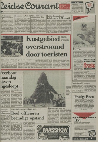 Leidse Courant 1987-04-18